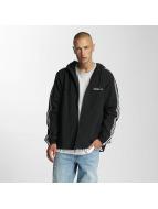 adidas Демисезонная куртка 3 Striped черный