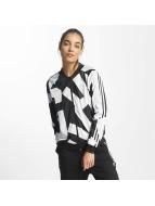 adidas Демисезонная куртка Superstar черный