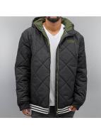 adidas Зимняя куртка Unschooled Varsity черный