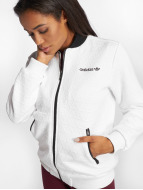 adidas Куртка-бомбардир Bomber Track Top белый