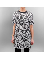adidas Платья T-Shirt белый
