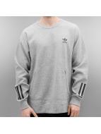 adidas Пуловер Orinstinct серый