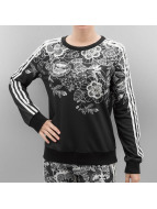 adidas Пуловер Florido черный
