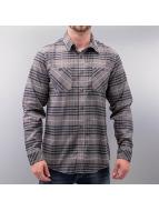 adidas Рубашка Silas Woven серый