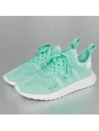 adidas Сникеры Flashback W PK зеленый