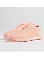 adidas Сникеры Los Angeles J оранжевый