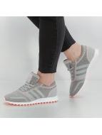 adidas Сникеры Los ANgeles W серый