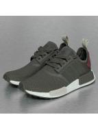adidas Сникеры NMD R1 W серый