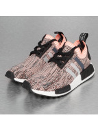 adidas Сникеры NMD R1 W PK черный