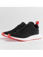 adidas Сникеры NMD_R2 Primeknit черный