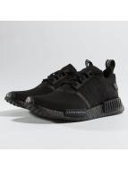 adidas Сникеры NMD_R1 Primeknit черный