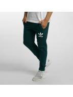 adidas Спортивные брюки 3 Striped зеленый