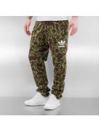 adidas Спортивные брюки Camo камуфляж