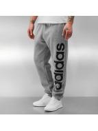 adidas Спортивные брюки Linear серый