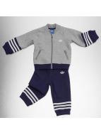 adidas Спортивные костюмы Fleece Superstar серый