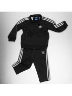 adidas Спортивные костюмы Firebird черный