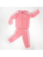 adidas Anzug Quilted HFL pink