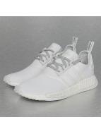 adidas Baskets NMD R1 blanc