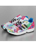adidas Baskets ZX Flux blanc