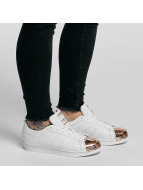adidas Baskets Superstar Metal Toe blanc