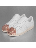 adidas Baskets Superstar 80s 3D Metall W blanc