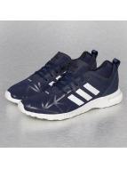 adidas Baskets ZX Flux Smooth bleu
