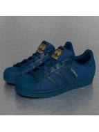 adidas Baskets Superstar bleu