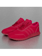 adidas Baskets Los Angeles magenta