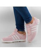 adidas Baskets LA Trainer magenta