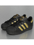 adidas Baskets Superstar J noir