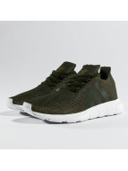 Adidas Swift Run Sneakers Night Cargo/Night Cargo/Ftw White