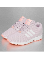 adidas Baskets ZX Flux pourpre