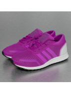 adidas Baskets Los Angeles pourpre