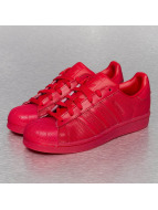 adidas Baskets Superstar Adicolor rouge