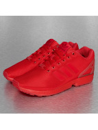 adidas Baskets ZX Flux rouge
