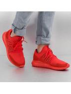 adidas Baskets Tubular Radial rouge