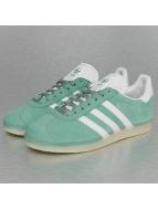 adidas Baskets Gazelle vert