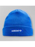 adidas Beanie Logo blau