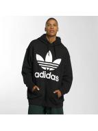 adidas Bluzy z kapturem ADC F czarny