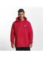adidas Bluzy z kapturem Anichkov czerwony