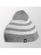 Adidas 3S Beanie Grey Four/Black/White