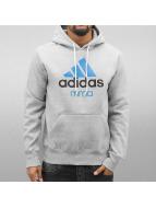 Adidas Boxing MMA Hoodie Community gray