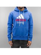 Adidas Boxing MMA Hoody Community blau