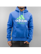Adidas Boxing MMA Sweat à capuche Boxing MMA Community bleu