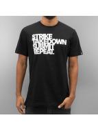 Adidas Boxing MMA t-shirt Boxing MMA Leisure zwart