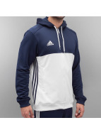 Adidas Boxing MMA Übergangsjacke T16 Hooded blau