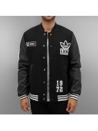 adidas College Jacke Badge Superstar schwarz