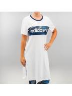 adidas Elbiseler BG BF beyaz