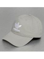 adidas Flexfitted Cap Trefoil grau