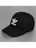 adidas Flexfitted Cap Trefoil schwarz